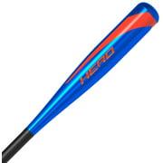 "Axe Bat 2020 Hero USABat Tee Ball Bat, 2-1/4"" Barrel, 1-Piece Alloy, Youth Axe Handle, 24"" (-11)"