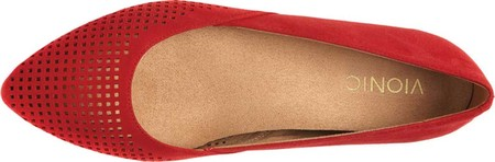 Women's Vionic Ballet with Orthaheel Technology Posey Ballet Vionic Flat a5c355