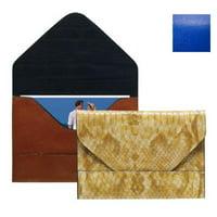 Raika RO 109 BLUE 4 x 6 Photo Envelope - Blue