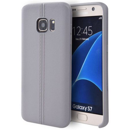 Samsung Galaxy S7 Case, by Insten Rubber TPU Case Cover For Samsung Galaxy (Samsung S7 Edge Best Themes)