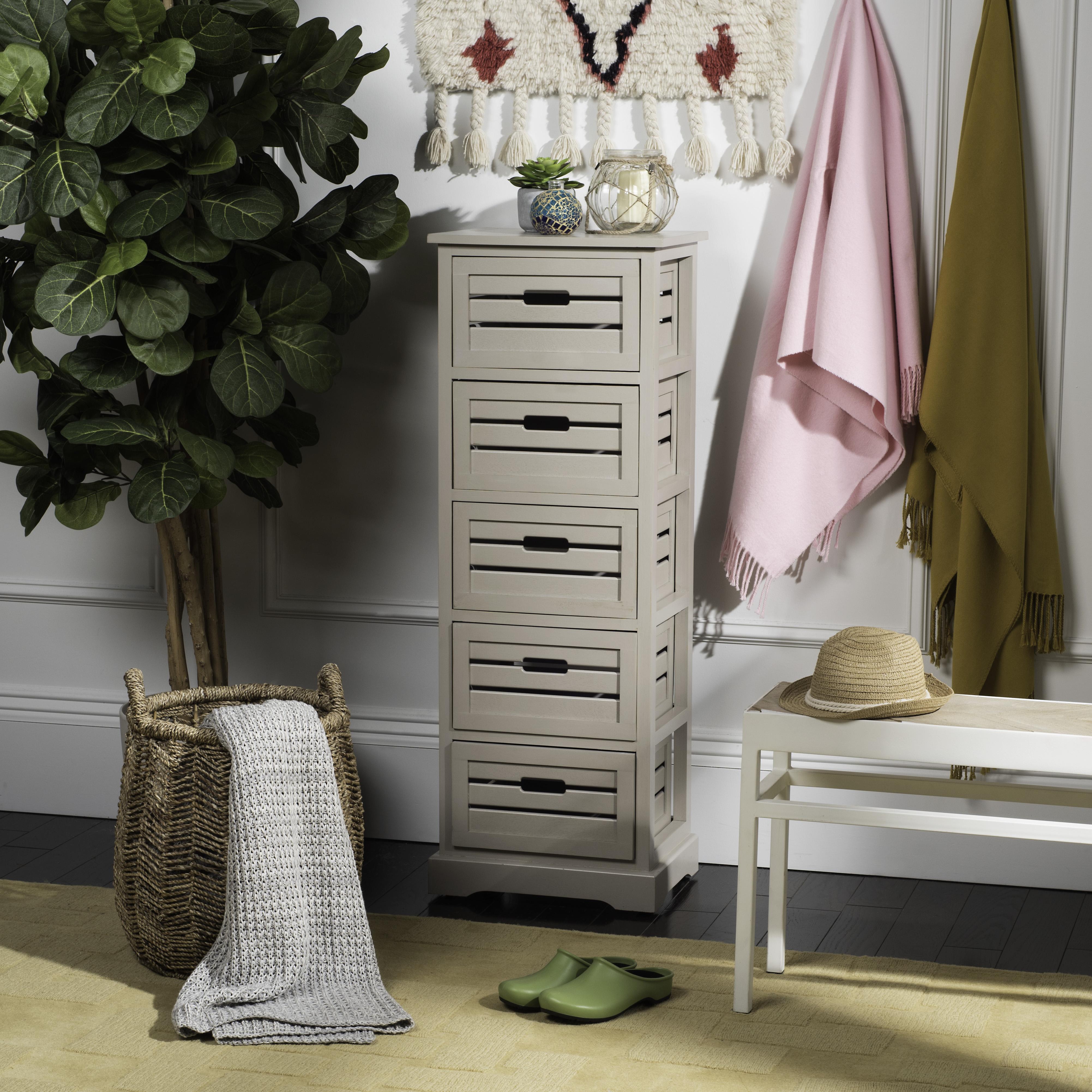 Safavieh Sarina 5-Drawer Cabinet