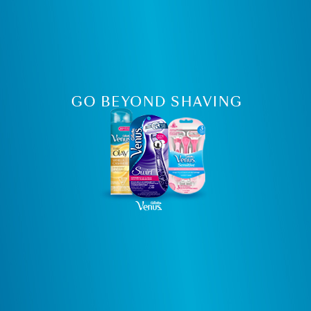 Gillette Venus Swirl Shaving COLLECTION