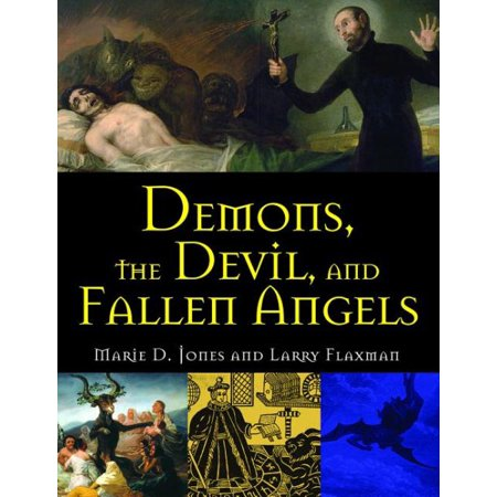 Demons, the Devil, and Fallen Angels - Angel And Devil