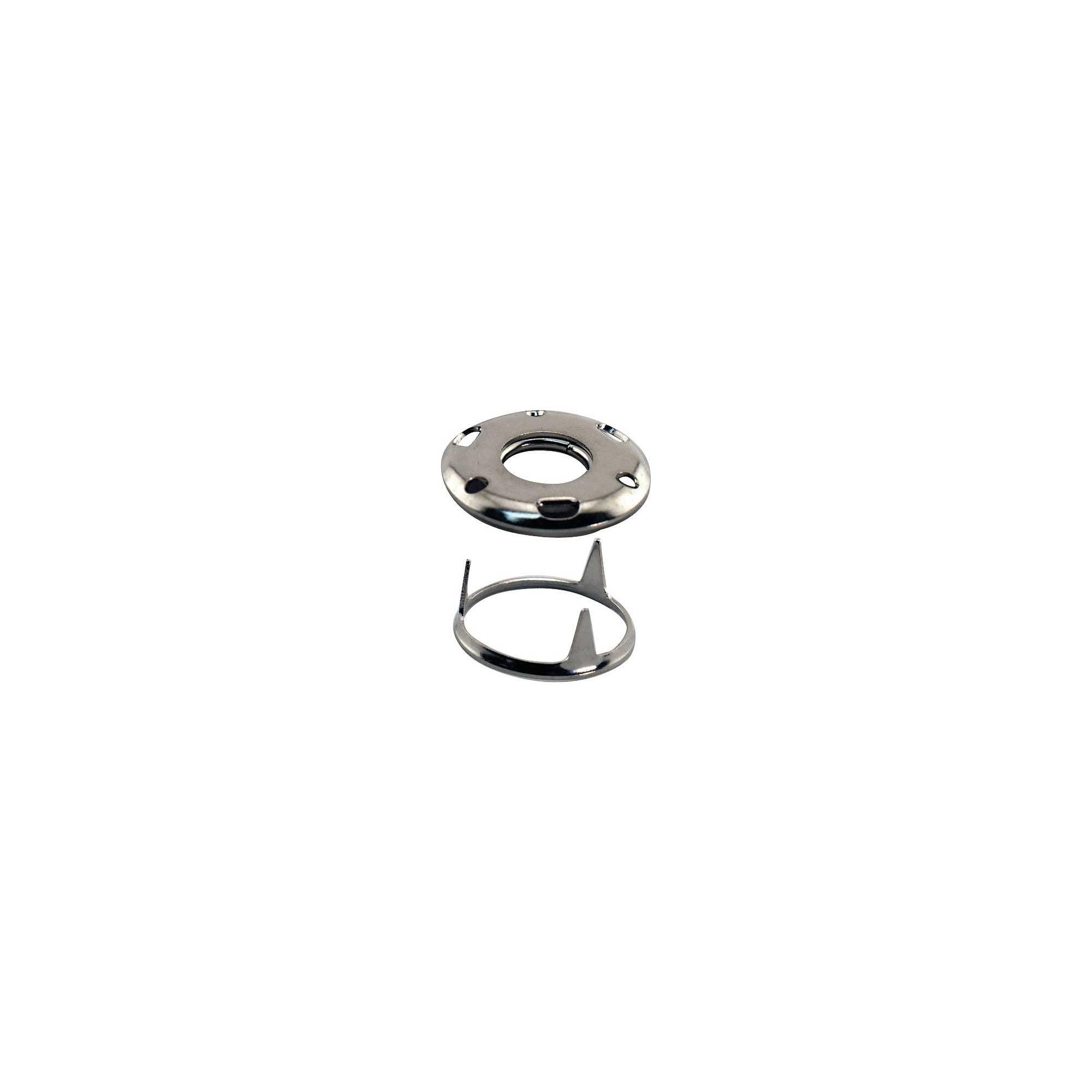 MACs Auto Parts Premier  Products 28-59679 Model A Ford Carpet Fastener Set - Nickel - 2 Pieces