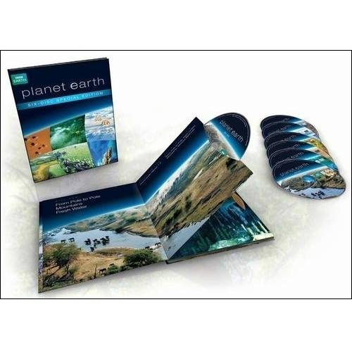 Planet Earth (Special Edition Gift Set)