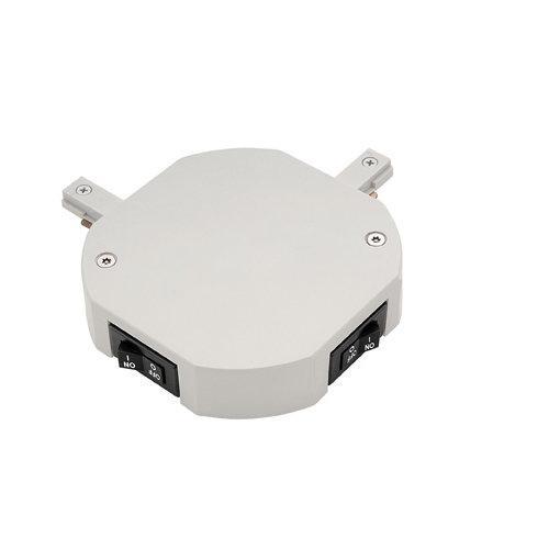 WAC Lighting  THL-LEFT-1-1A  Track Lighting  Indoor Lighting  Current Limiter  ;White