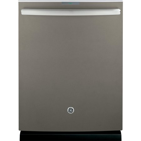 GE Appliances PDT855SMJES 24 Inch Built In Fully Integrated Dishwasher Slate
