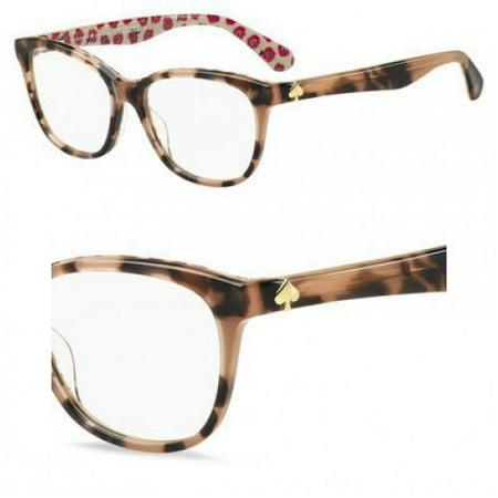 54e9036174c4 Eyeglasses Kate Spade Atalina 02VL Pink Havana Pattern - Walmart.com