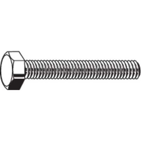 "FABORY 3/4""-10 x 1-1/2"" SS Grade 316 UNC (Coarse) Hex Head Cap Screws, 5 pk., U55000.075.0150"