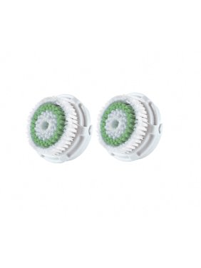 Clarisonic Acne Cleansing Brush Head, 2 Pack