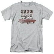 Chevy Car Of The Year Mens Short Sleeve Shirt