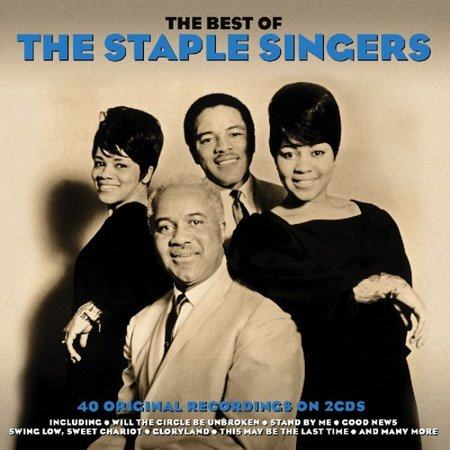 Best Of The STAPLE SINGERS (CD) (Best Male Singers Today)