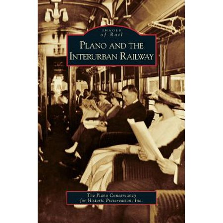 Plano and the Interurban Railway (Open The Eyes Of My Heart Piano)