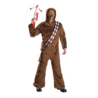 Halloween Star Wars Classic Chewbacca Adult Deluxe Adult Costume