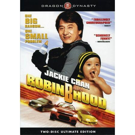 Robin B Hood  Family Packaging