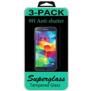 3 Tempered Glass Screen Protector For Samsung Galaxy S4