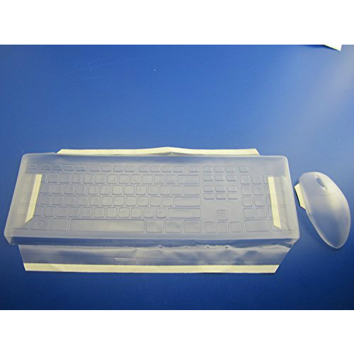 Protect DLB-1400-104 Protect Dell KM632 Combo Keyboard & Mouse Cover - Supports Keyboard, Mouse - Polyurethane Material