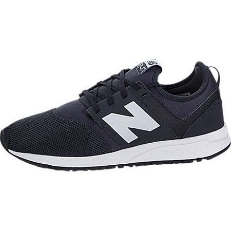 New Balance Mens Sneakers (New Balance MRL247RB: 247 Classic Low Top Navy Mens Running Sneakers)