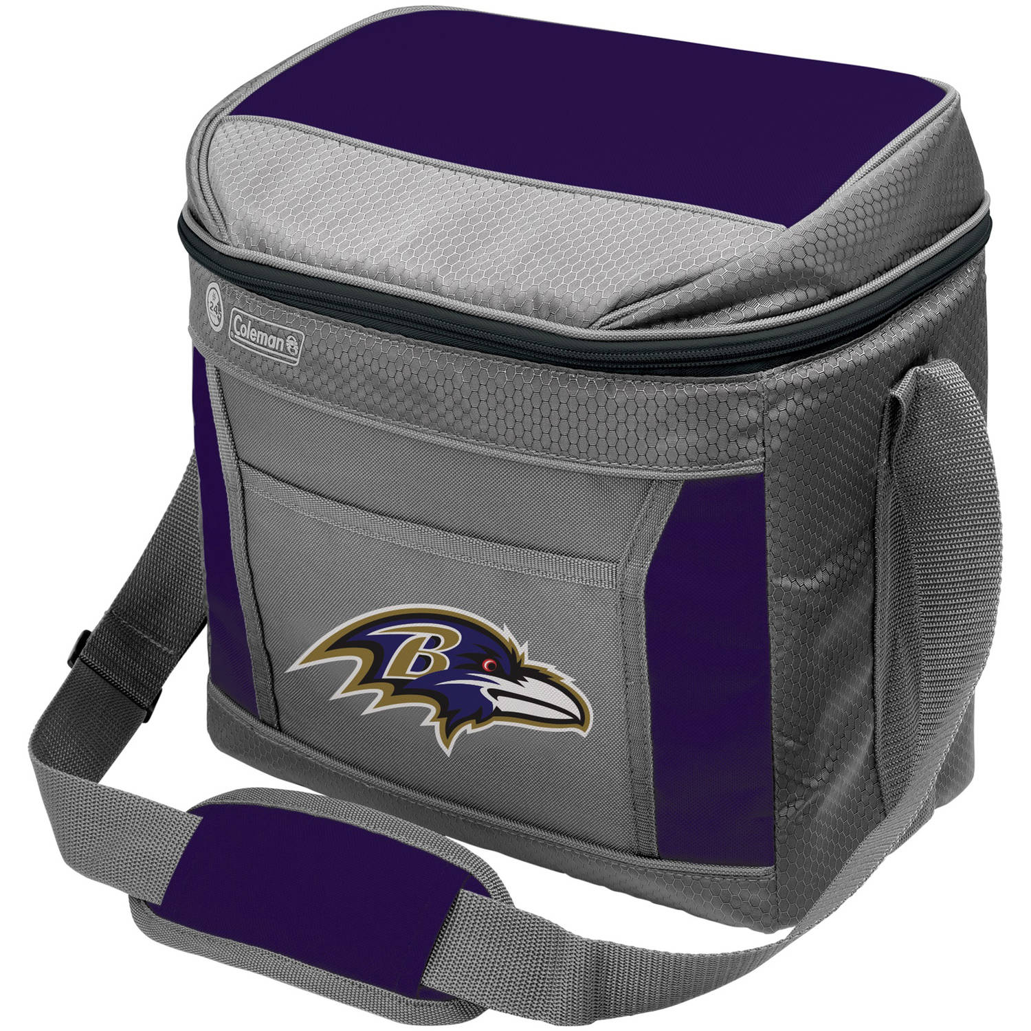 NFL 16-Can Soft-Sided Cooler, Baltimore