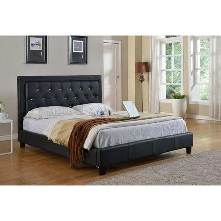 Milton Greens Stars Stacey Upholstered Platform Bed
