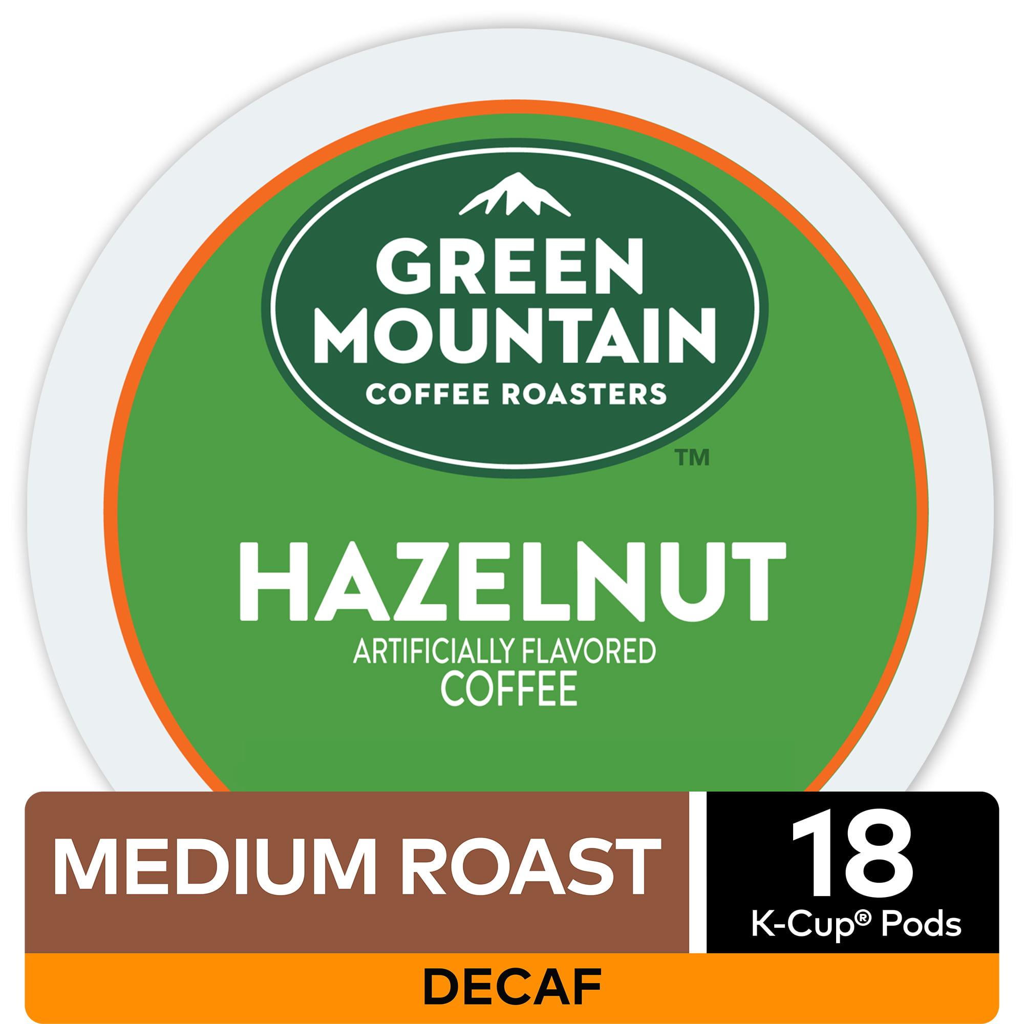 Coffee Decaf Hazelnut Flavored K-Cup