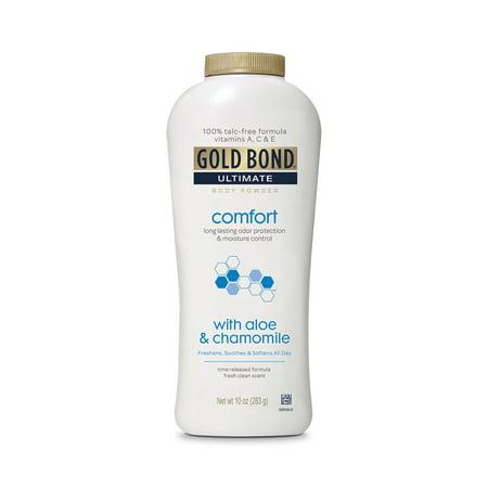 Gold Bond Ultimate Comfort Powder 10oz (Kerri Bond)