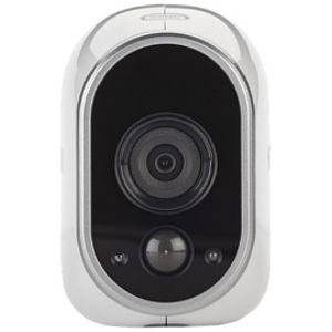 Arlo VMC3030-100NAR (VMC3030-100NAS) Security Camera (2 Pack) - 2 x Add-on Wire-Free HD Cameras [Base Station not included], Indoor/Outdoor, Night Vision and Works with Alexa (Certified Refurbished)