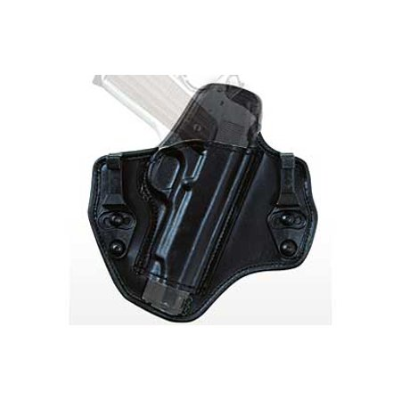 Hand 1911 Leather - Bianchi Model #135 Suppression Inside the Pant Holster, Fits 1911, Right Hand, Black