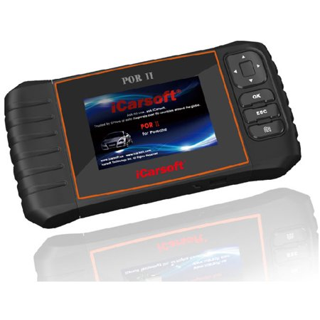 iCarsoft POR-II Diagnostic Scanner Tool i960-II NEW version for Porsche, (Icarsoft Wifi Obd Multi Scan Tool I610)