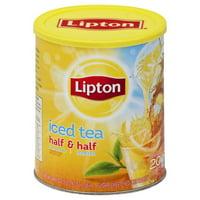 Lipton Drink Mix, Half & Half Lemonade Iced Tea, 48.67 Oz, 1 Count