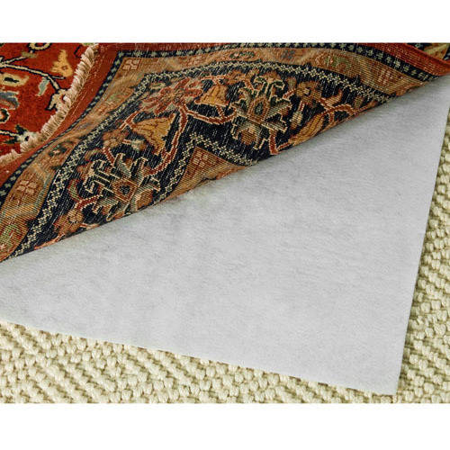 carpet walmart. safavieh carpet-to-carpet area rug pad carpet walmart
