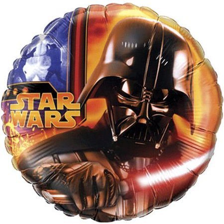 Stars Wars 18in Balloon By Factory Card and Party Outlet](Party And Card Outlet)