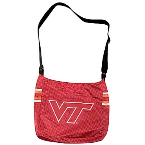 Virginia Tech Hokies Jersey Tote Bag Purse