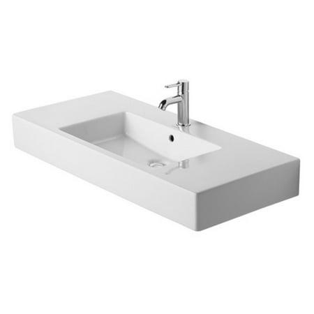 Duravit Vero 3291000001 Wall Mount Bathroom (Duravit Bathroom Furniture)