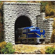 Chooch Enterprises CHO9760 N Scale Single Random Stone Tunnel