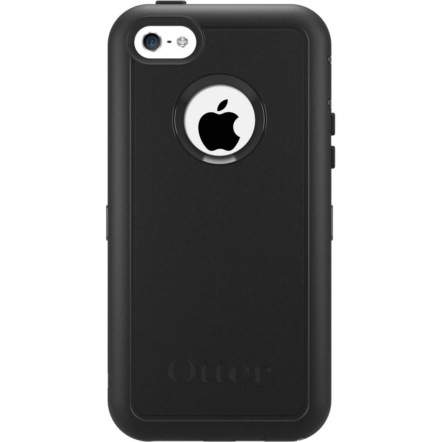how tall is an iphone 5c iphone 5c otterbox defender for apple iphone walmart 18530