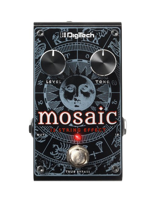 DigiTech Mosaic Polyphonic 12-String Guitar Effect Pedal by DigiTech