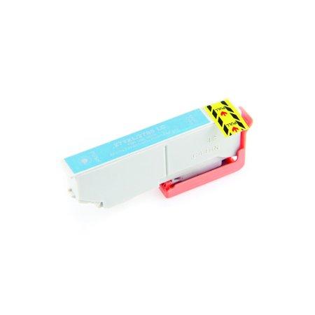 Compatible Epson T277XL520 Inkjet Cartridge Light Cyan High Yield By Superink - image 1 de 1
