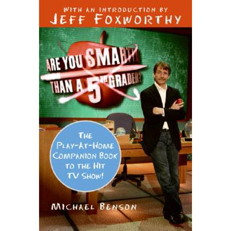 Are You Smarter Than a Fifth Grader? : The Play-At-Home Companion Book to the Hit TV Show! - Halloween Activity For 5th Graders