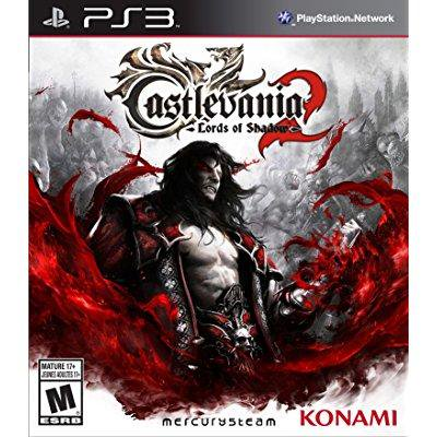 Castlevania: Lords of Shadow 2 - Playstation 3 Castlevania Symphony Of The Night Playstation