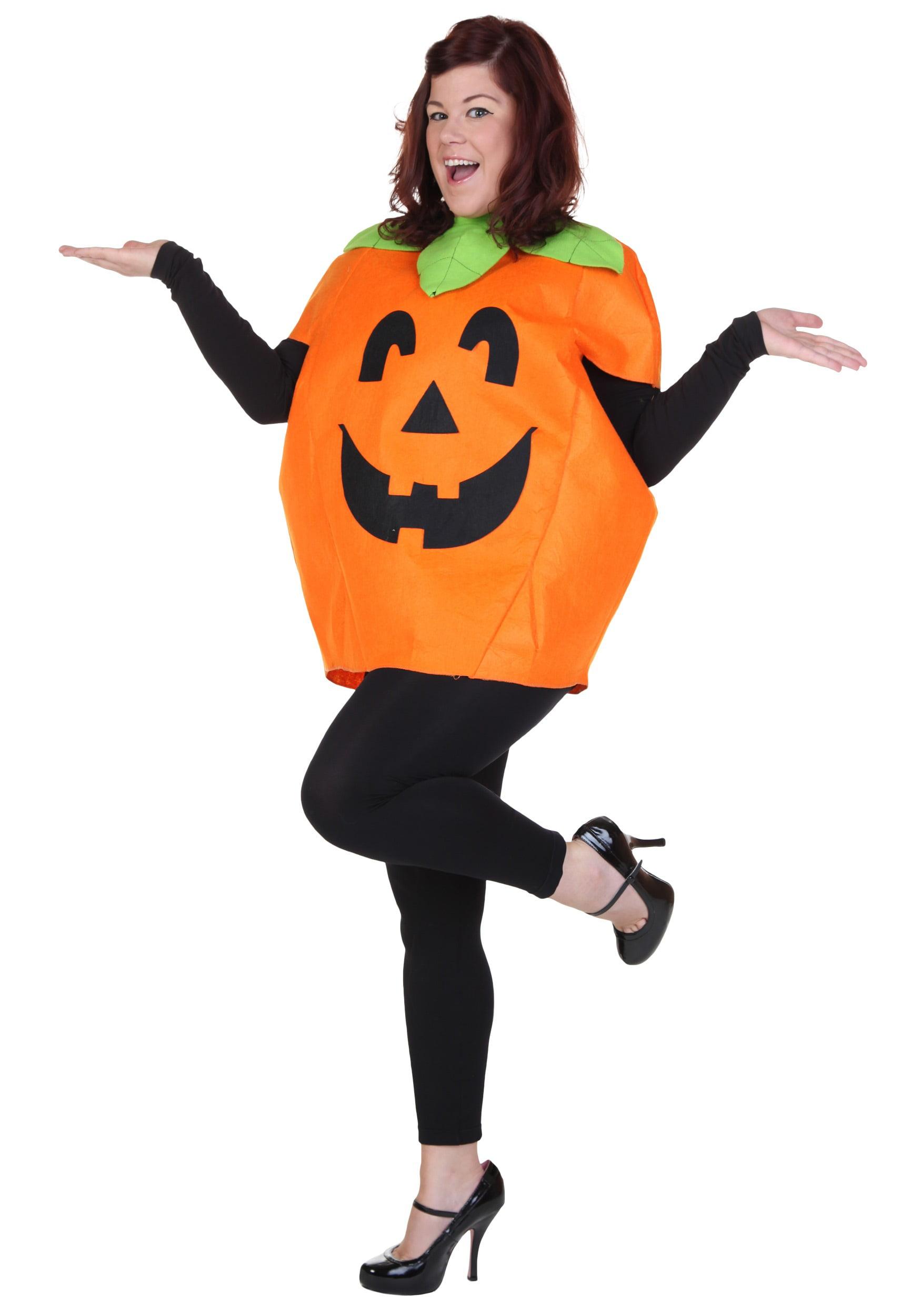 fbdff3adbda35 Plus Size Pumpkin Costume