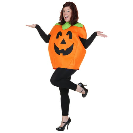 Plus Size Pumpkin Costume