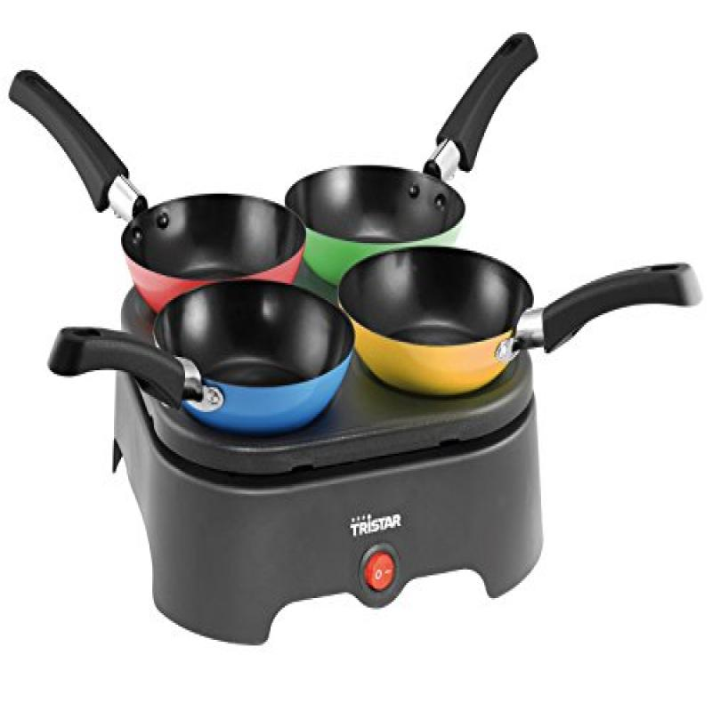 Kitchen  Fun Cooking Wok Set   For 4 Tristar
