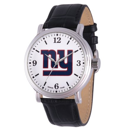 Gametime Badger Watch (GAMETIME NFL Men's Shiny Silver Vintage Alloy Watch, 1-Pack)