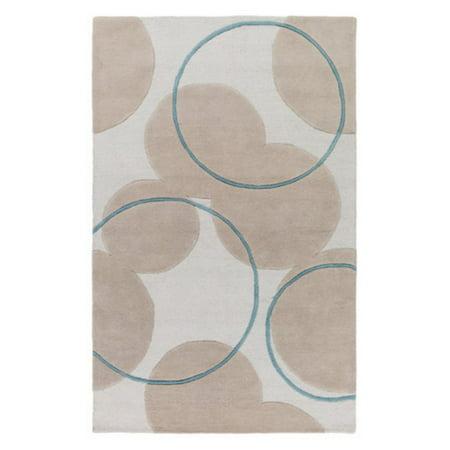 Surya Venus AWVN226 Circles Indoor Area Rug