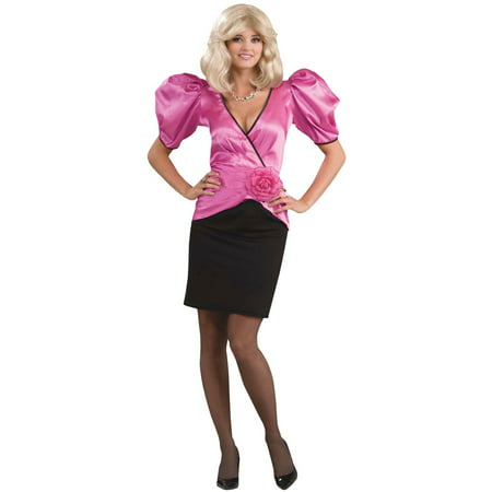 Womens 1980s Soap Star Adult Costume