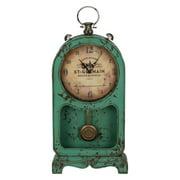 Cooper Classics Ruslana Mantel Clock
