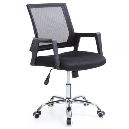 Pemberly Row Adjustable Height Swivel Office Chair - image 5 de 5