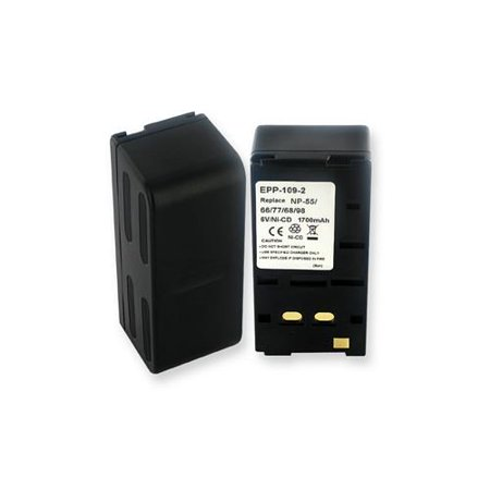 Nicad Cell Voltage (Sanyo VMD3 Cell Phone Battery (NiCad 6V 2000mAh) - Replacement For Sony NP-66 Camcorder Battery)