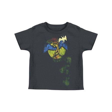 8103e5284 Led Zeppelin - Led Zeppelin Boys' Childrens T-shirt Grey - Walmart.com